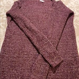 Nordstrom BP sweater high low